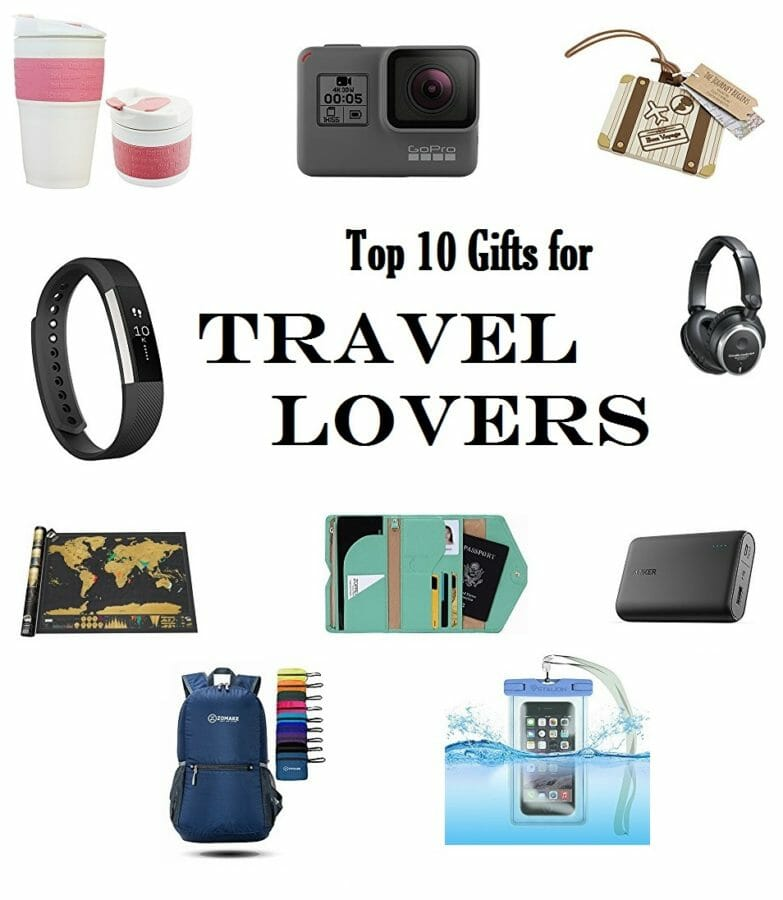 Top 10 gifts for travel lovers have seat will travel for Good gifts for a traveler